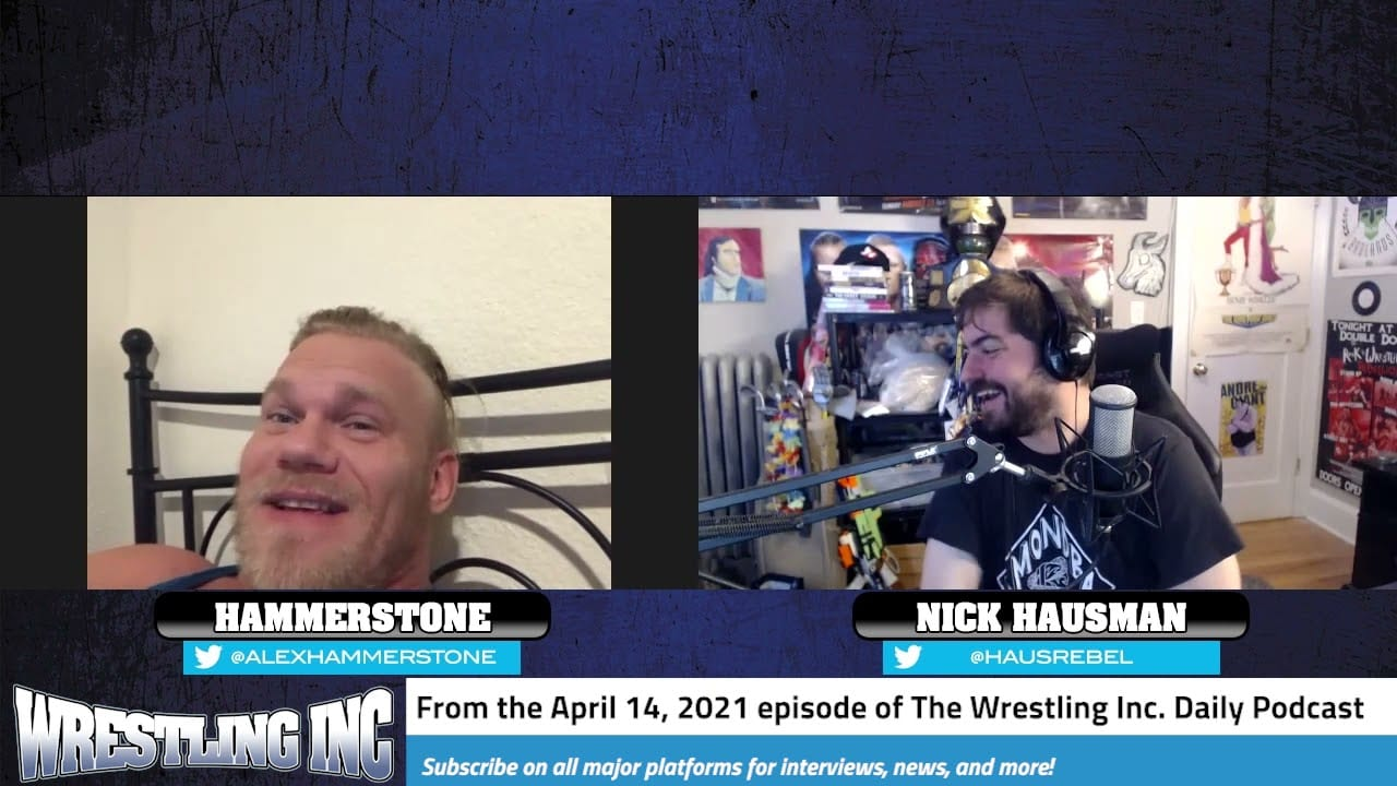 WInc Daily: WWE NXT's Tuesday Night Debut (Feat. Hammerstone)