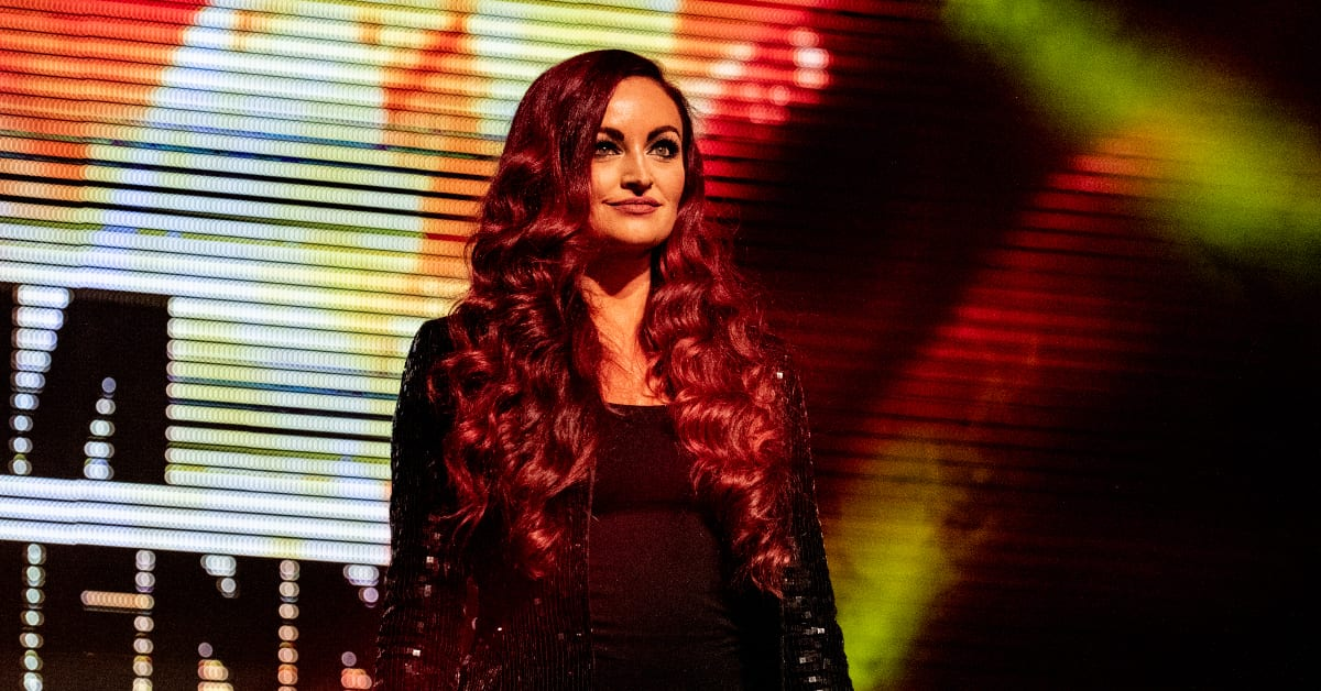 Maria Kanellis Recalls Once Flashing Legendary WWE Tag Team At Autograph Signing