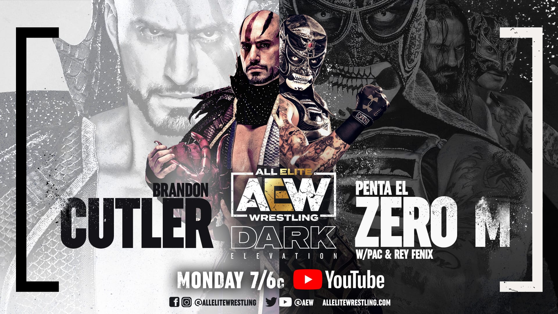 "AEW Announces Multiple ""Main Events"" For Dark: Elevation"