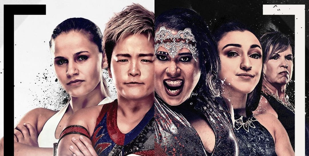 AEW Announces New Matches For Monday's Dark: Elevation