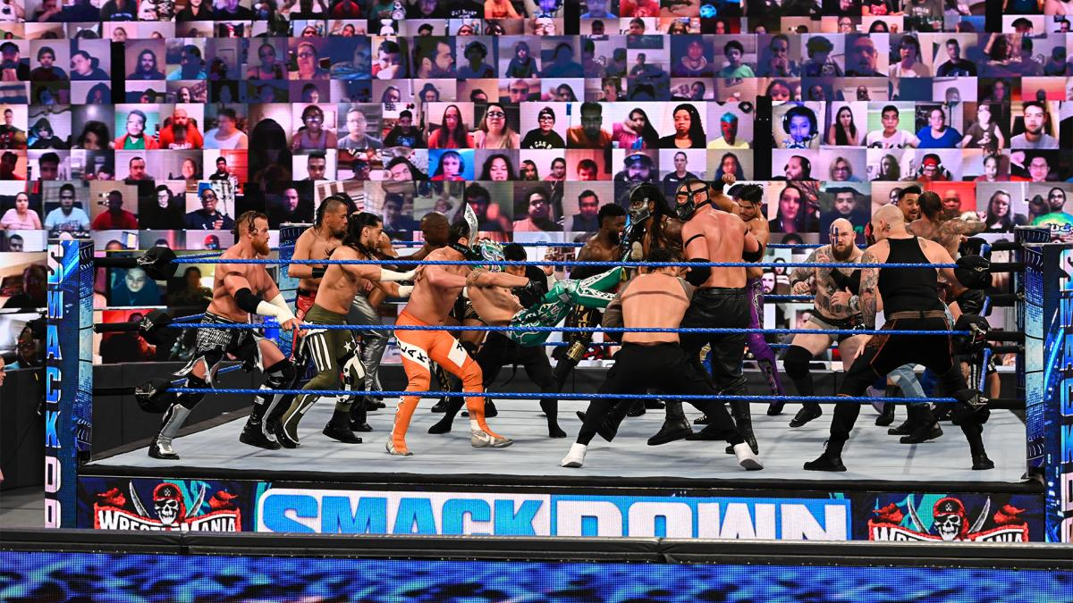 WWE SmackDown Results, Your Feedback And Viewing Party