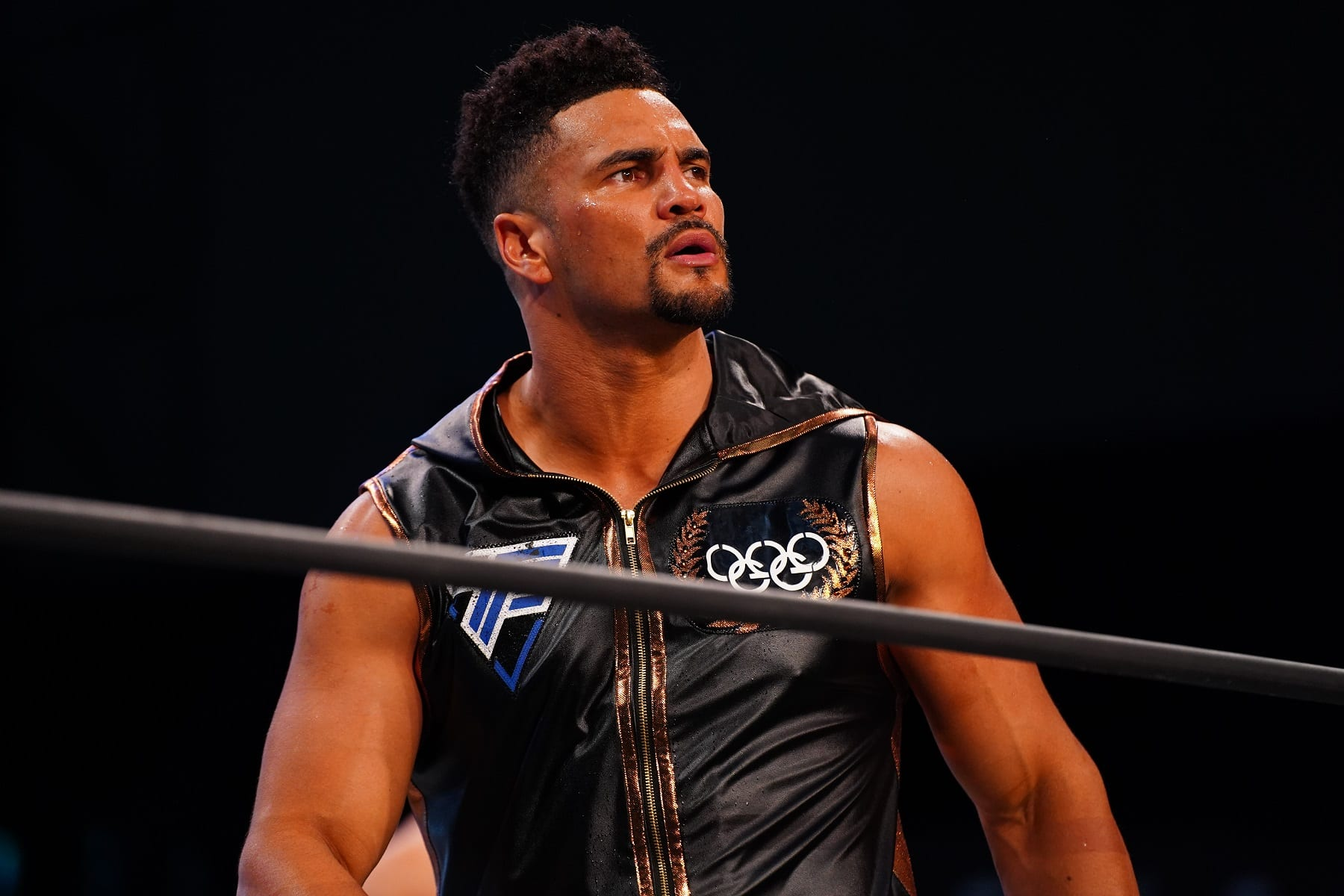 Anthony Ogogo Clarifies What Kind Of AEW Contract He Has