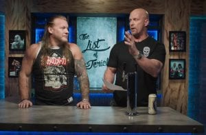 Chris Jericho Admits Not Remembering The Night After Steve Austin Interview
