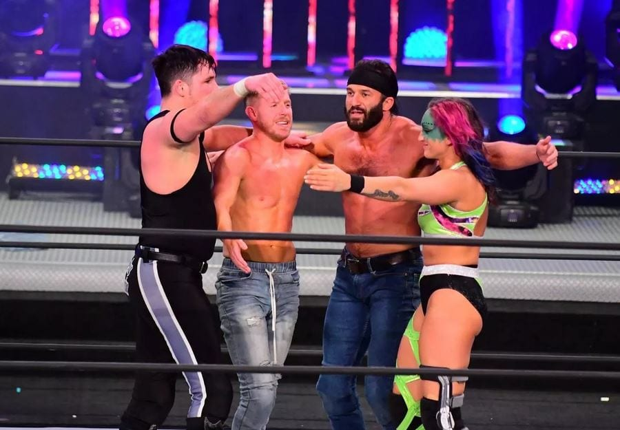 AEW Announces In-Ring Return And Christian Cage Segment For Wednesday's Dynamite