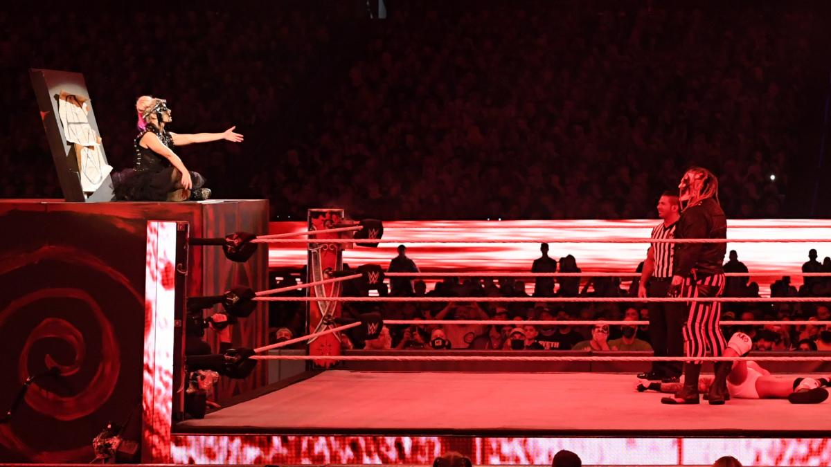 Backstage News On The Finish To Randy Orton Vs. The Fiend At WrestleMania 37 Night Two
