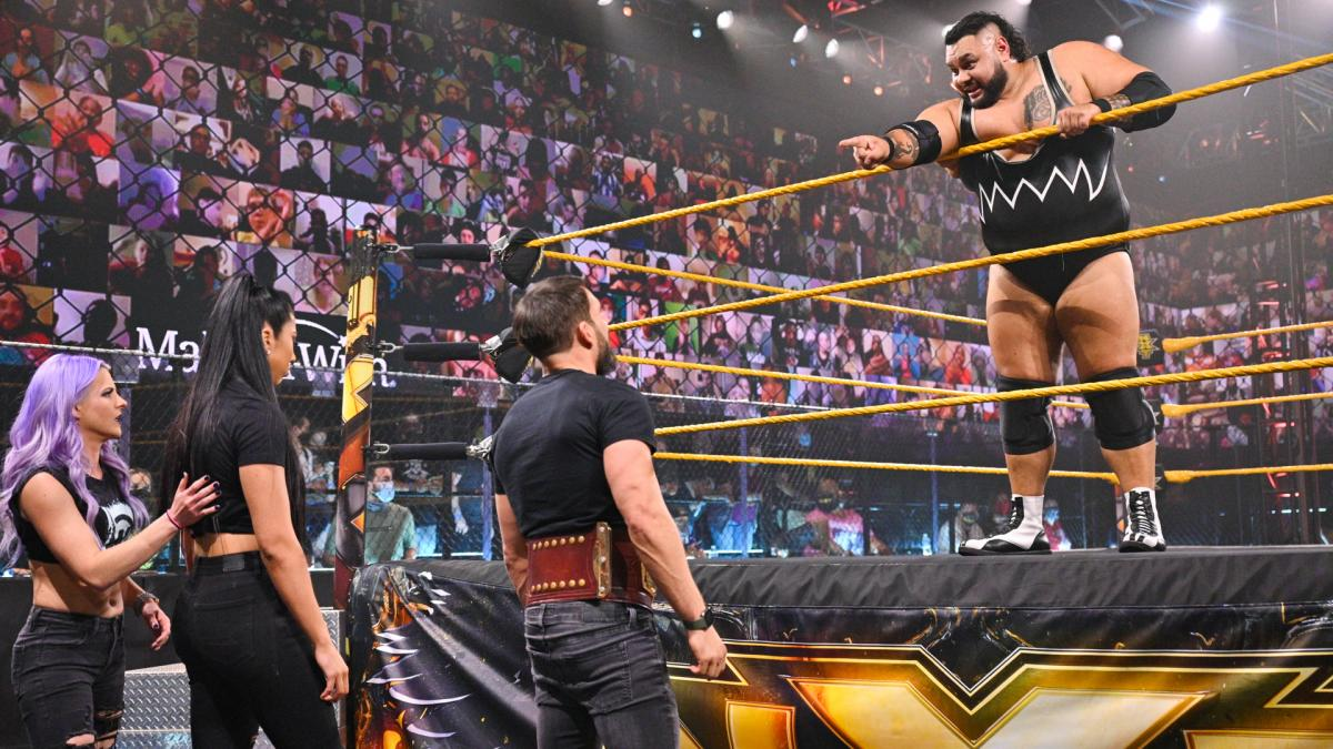 Title Match Revealed For Next Week's WWE NXT