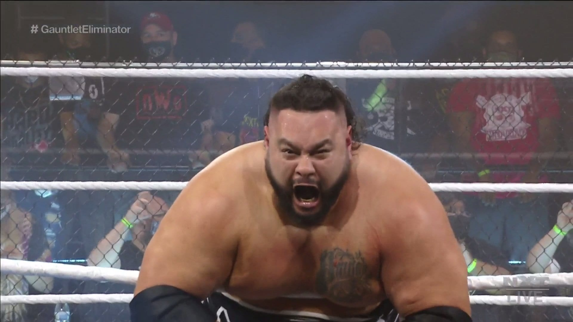 """New Title Match Revealed For WWE NXT """"Takeover: Stand And Deliver"""" Night Two"""