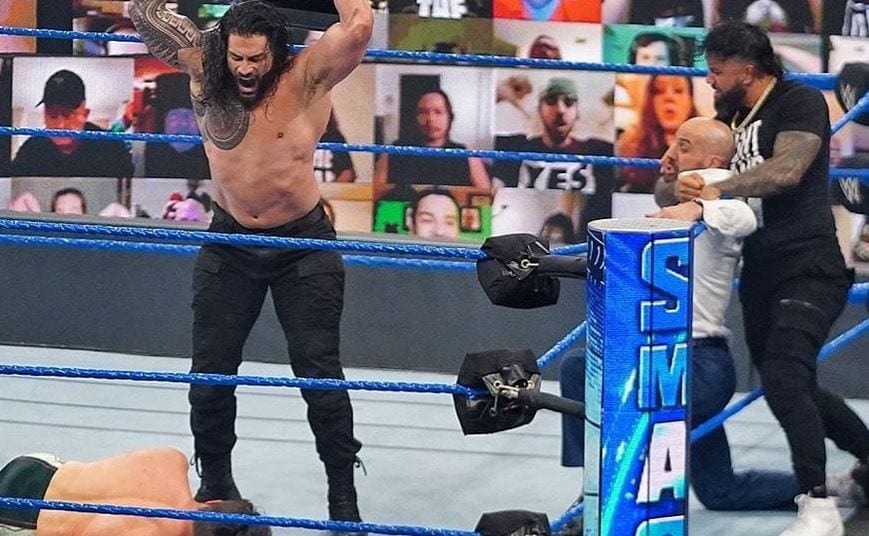 Daniel Bryan Banned From WWE SmackDown After Main Event Loss To Roman Reigns