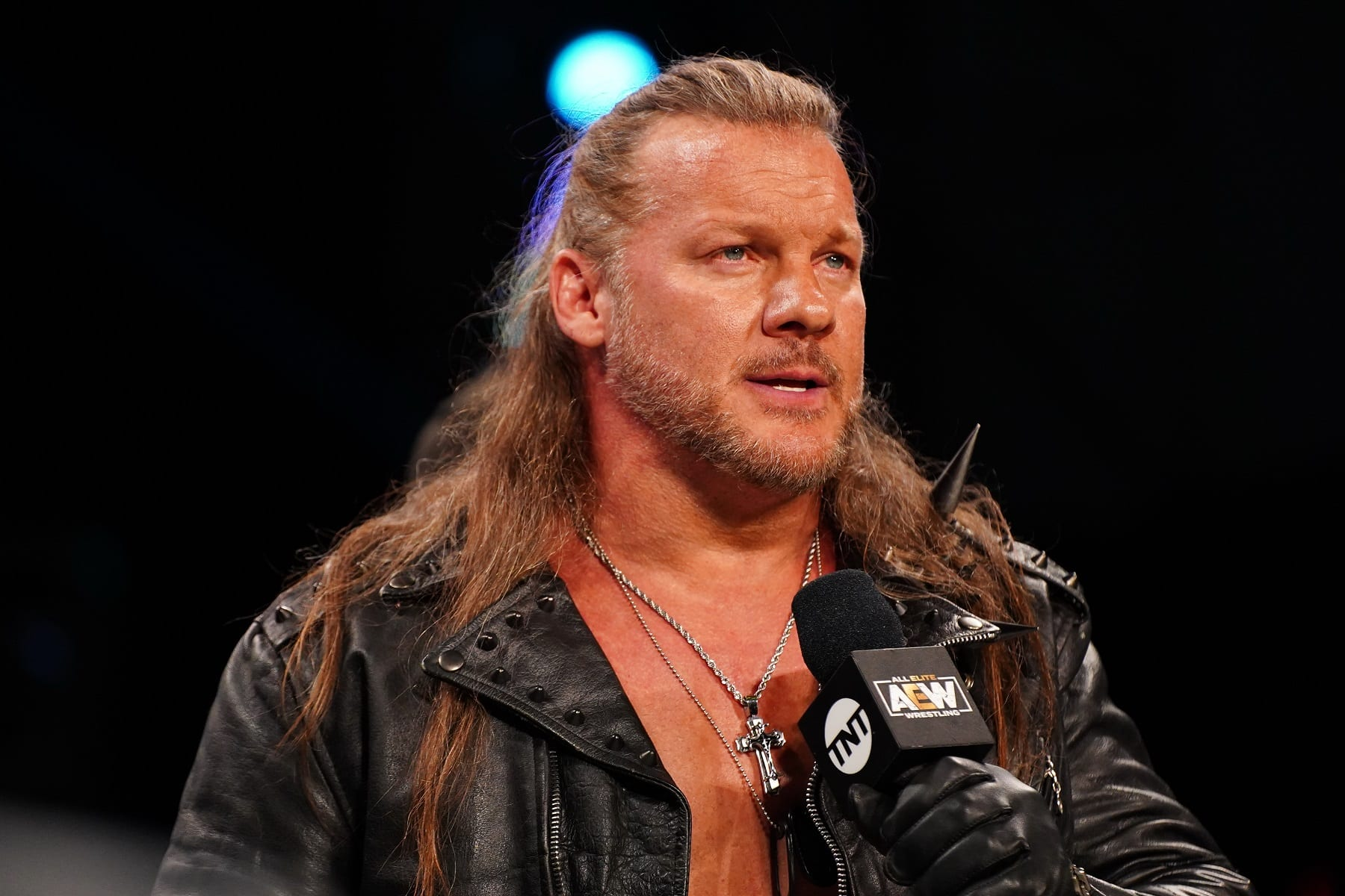 Chris Jericho Pitches Idea For Potential AEW – NJPW Angle