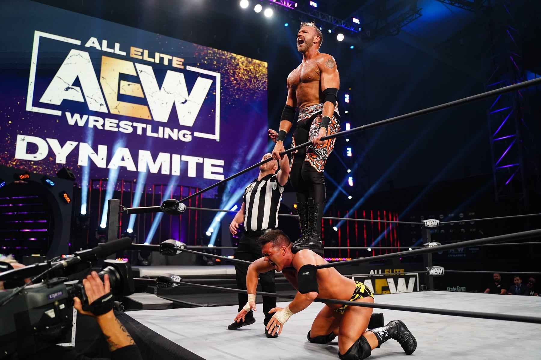 """Frankie Kazarian Says Christian Cage May Be """"Better Than Ever"""""""