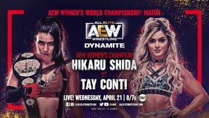 AEW Dynamite Preview: Women's Title Match, Darby Allin Vs. Jungle Boy