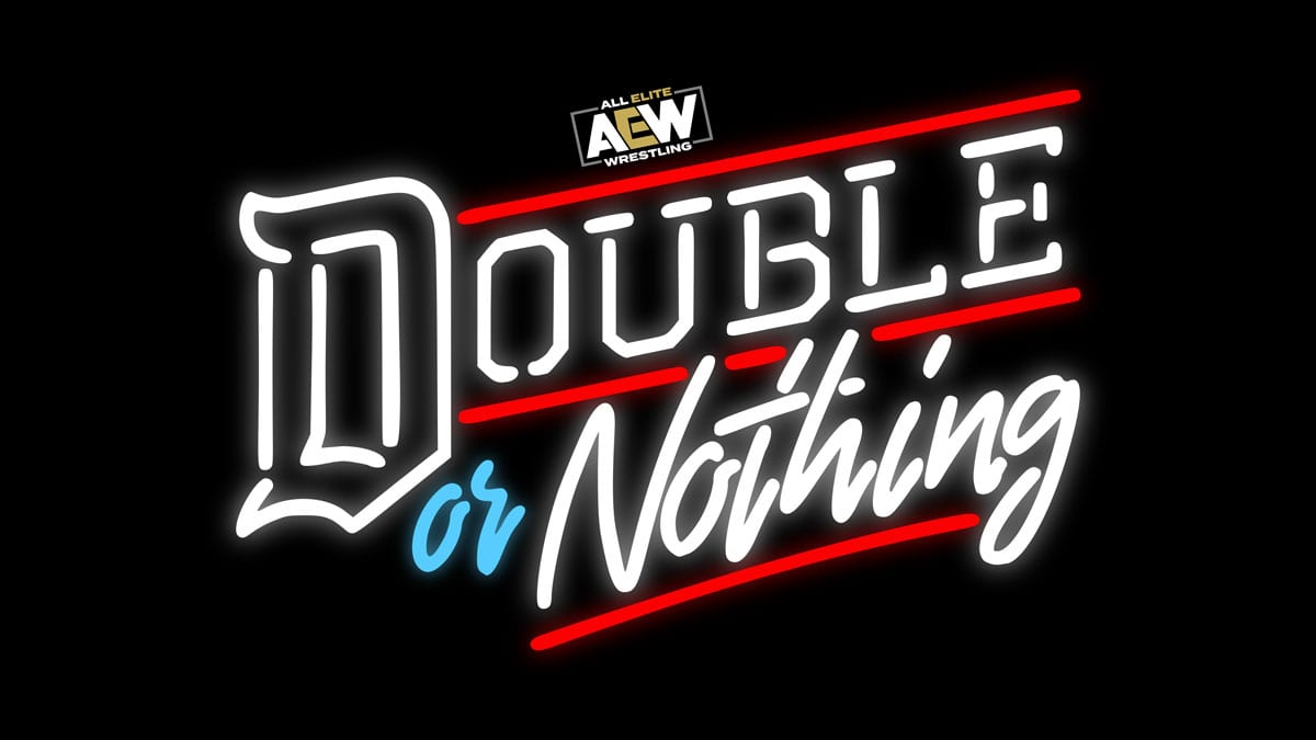AEW Double Or Nothing To Run With Full Capacity, Weekend Plans Revealed