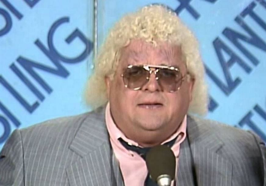 """Video: Mick Foley Records Legendary """"Hard Times"""" Dusty Rhodes Promo As Mankind"""