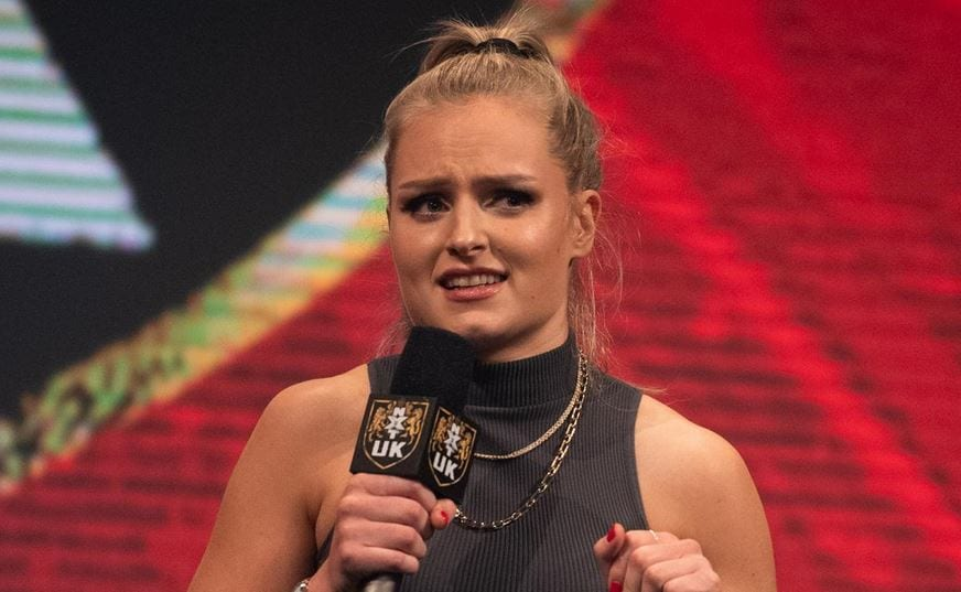 WWE NXT UK Prelude Updated Card, New WWE Ring Name For Millie McKenzie