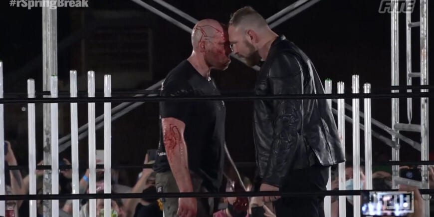 Jon Moxley Confronts Top Indie Star At GCW Spring Break