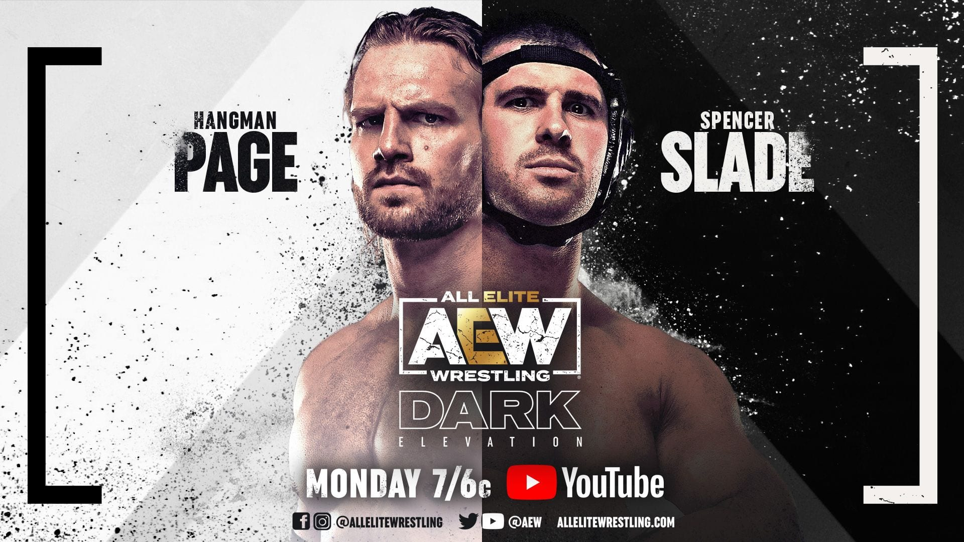 Hangman Page Announced For AEW Dark: Elevation