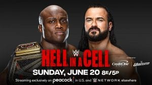 WWE Hell In A Cell (2021)