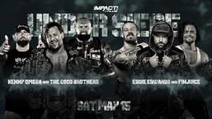 Impact Under Siege Results: Kenny Omega In Action, New Impact Knockouts Tag Team Champions