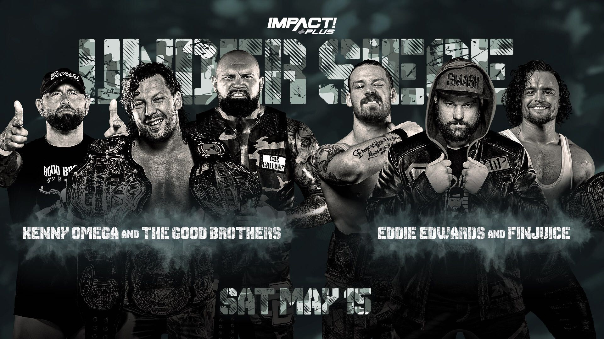 Impact Under Siege Results - May 15, 2021