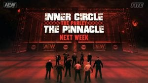 Inner Circle – The Pinnacle Parley Set For Next Week's AEW Dynamite