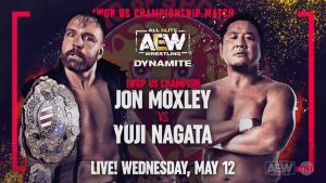 AEW Dynamite Live Coverage: Three Title Matches, #1 Contender Match