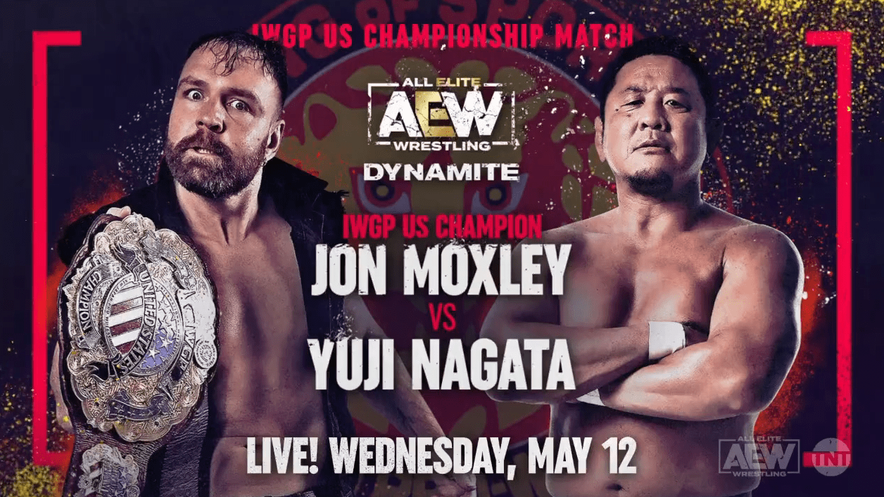 Moxley Vs. Nagata On AEW Dynamite Reportedly Planned Months Ago