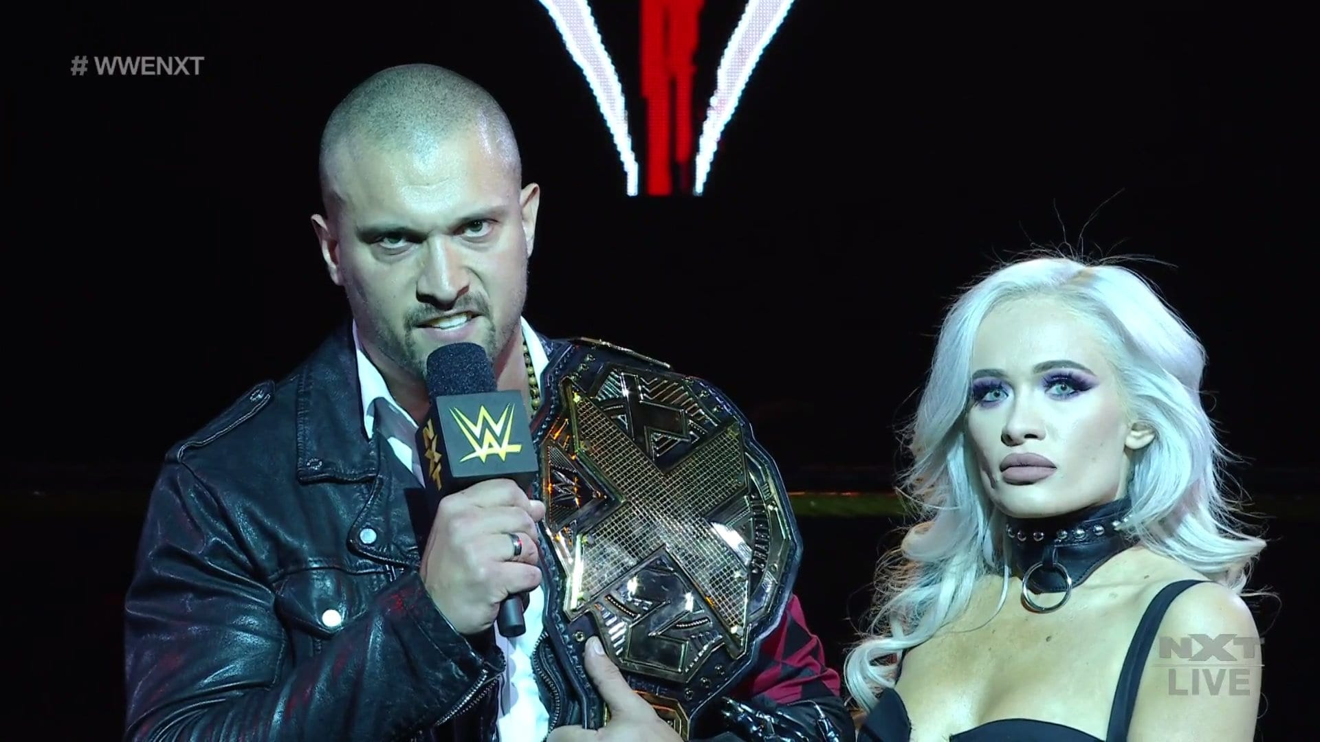 WWE NXT Results – Takeover Fallout, Eight-Person Main Event, New Champion, More