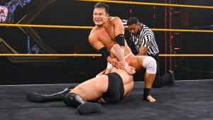 Kushida Makes Changes To In-Ring Attire, Statement On Being WWE NXT Cruiserweight Champion