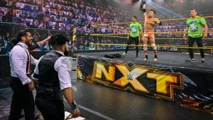WWE NXT Matches Revealed For Next Tuesday Night