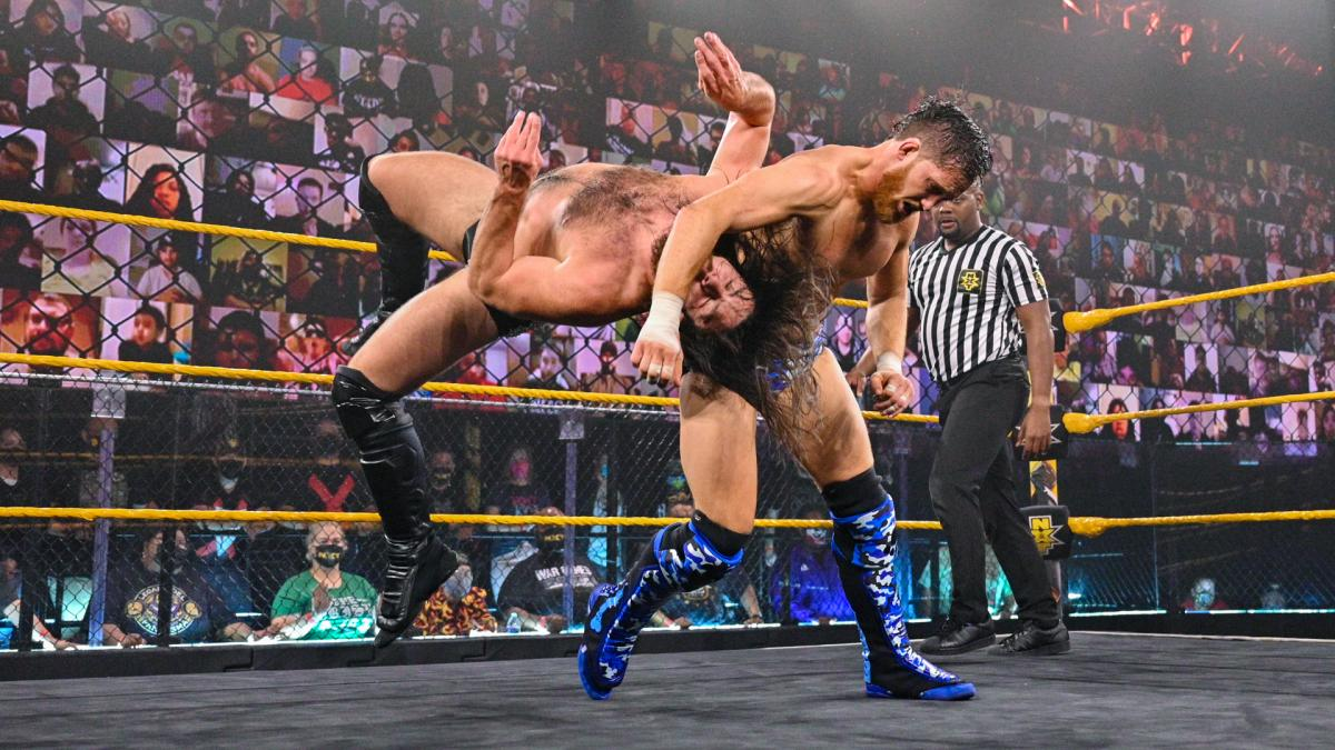 WWE NXT Scores Best Audience And Demo Rating Of 2021