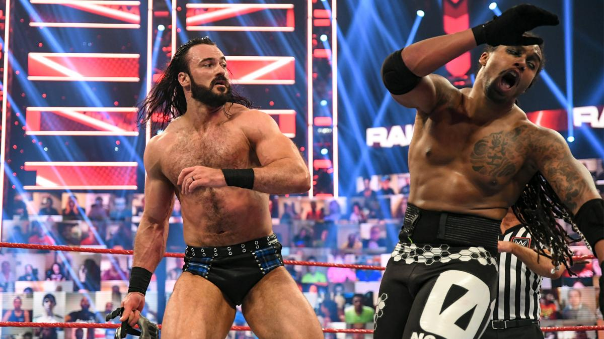Drew McIntyre On Which WWE Superstar He Patterns Himself After, Not Receiving Fan Backlash