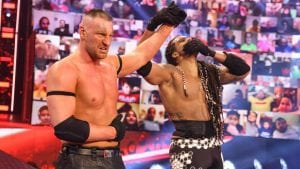 T-BAR And Mace Make Statements After Losing Masks On WWE RAW