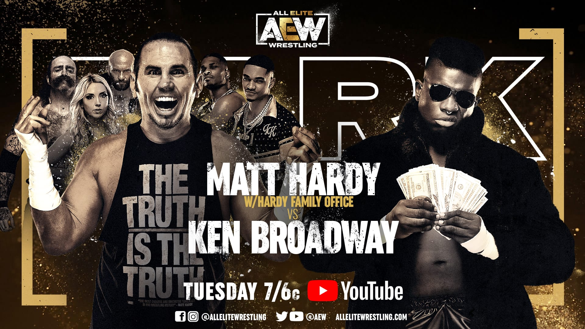 AEW Dark Results (4/13): Matt Hardy, Britt Baker, Nyla Rose And More In Action