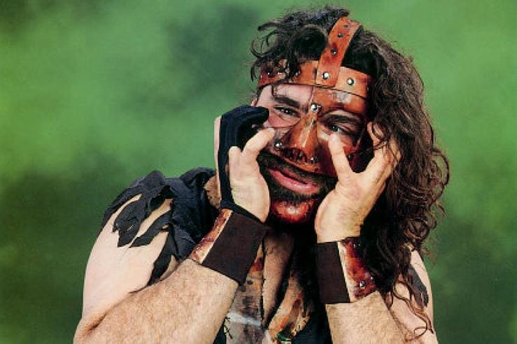 """Mick Foley Thanks Director Of His """"Biography"""" Special, WWE Stars React To Special"""