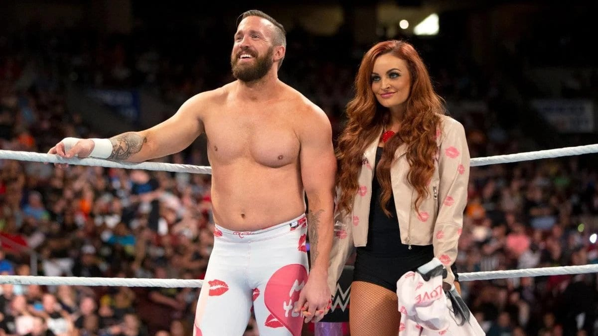 Mike Bennett And Maria Kanellis Sign With Ring Of Honor