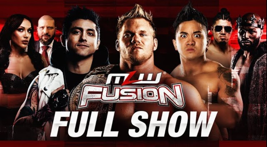 MLW Fusion Results (4/21): TJP Vs. Bu Ku Dao, Hammerstone Holds A Press Conference, More