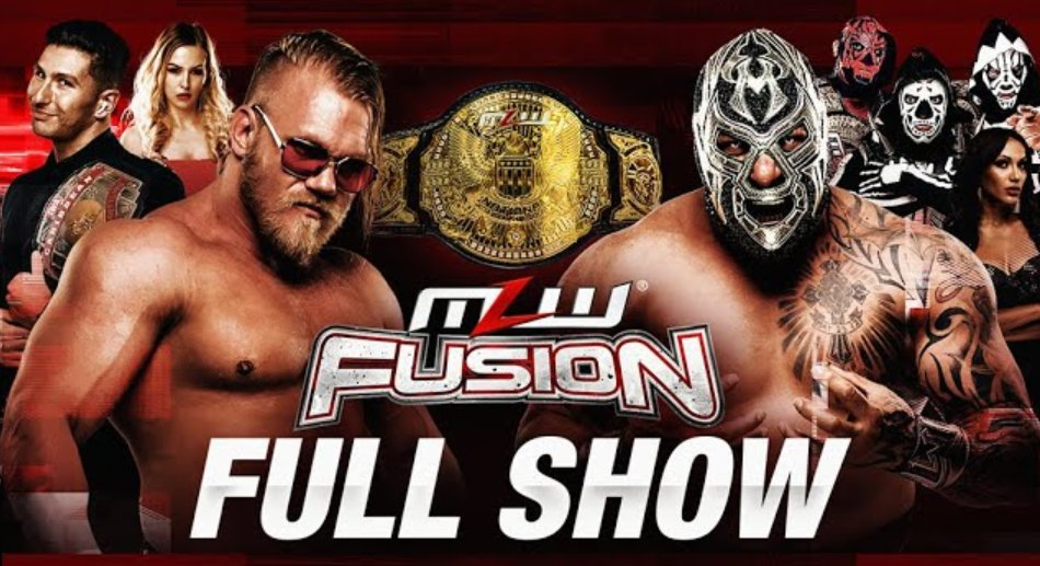 MLW Fusion Results (4/14): Hammerstone Vs. Mil Muertes, Two Other Big Title Defenses, More