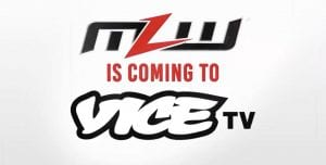 MLW Announces New TV Deal With Vice TV
