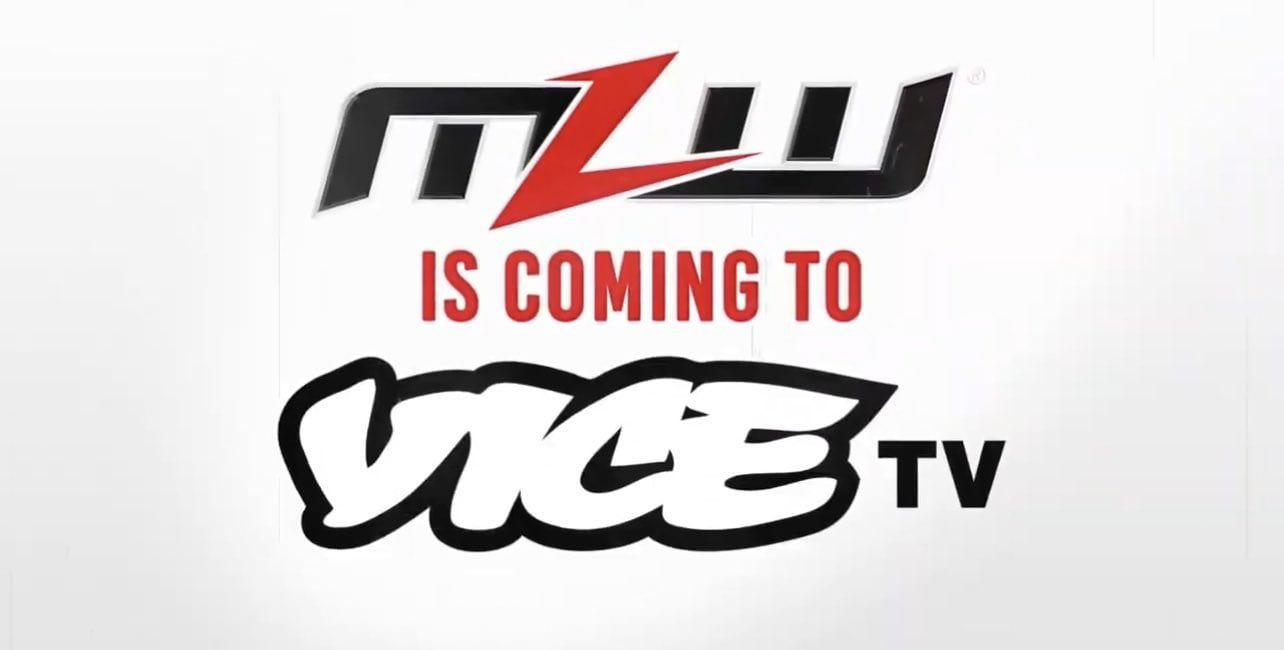 Exclusive: MLW On Vice TV Premiere Date Revealed