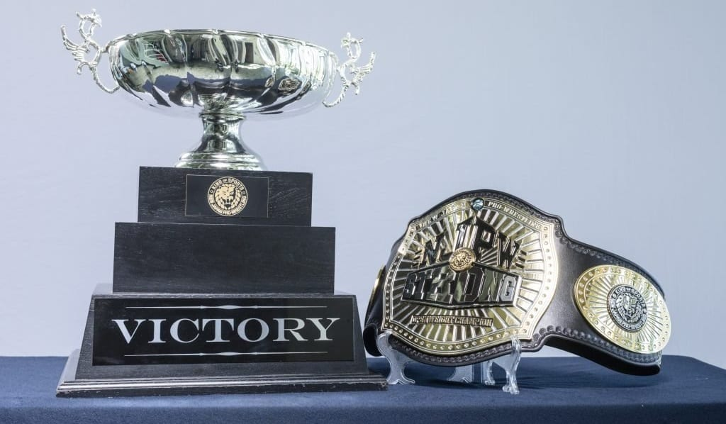 NJPW Reveals New Title For New Japan Cup USA Winner