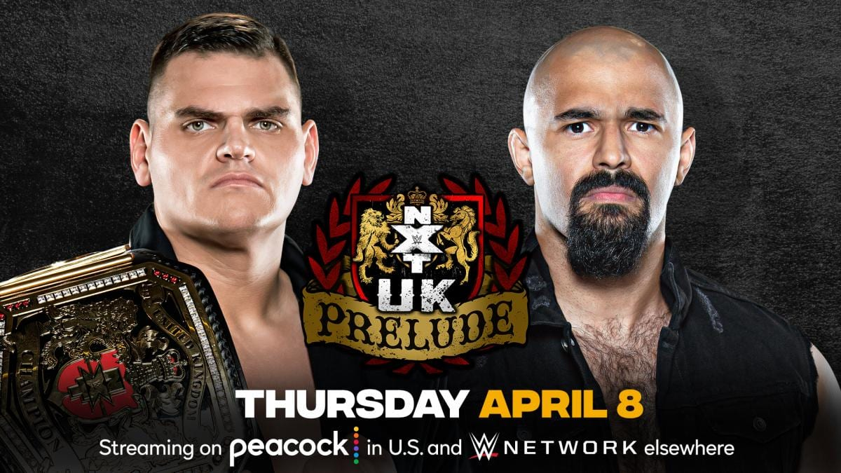 WWE NXT UK: Prelude Results: WALTER Defends UK Championship Against Rampage Brown
