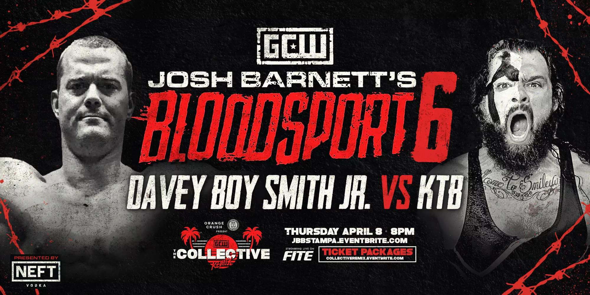 "Last Match Set For Josh Barnett's ""Bloodsport 6"""