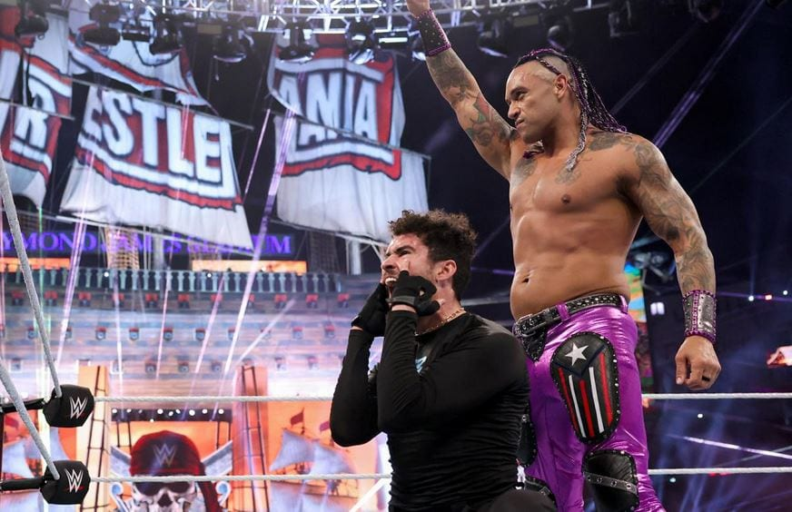 Damian Priest Reveals What Vince McMahon Said At WrestleMania, Bad Bunny's WWE Future