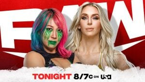 WWE Monday Night RAW Results – Charlotte Flair Vs. Asuka, Randy Orton Vs. Riddle, More