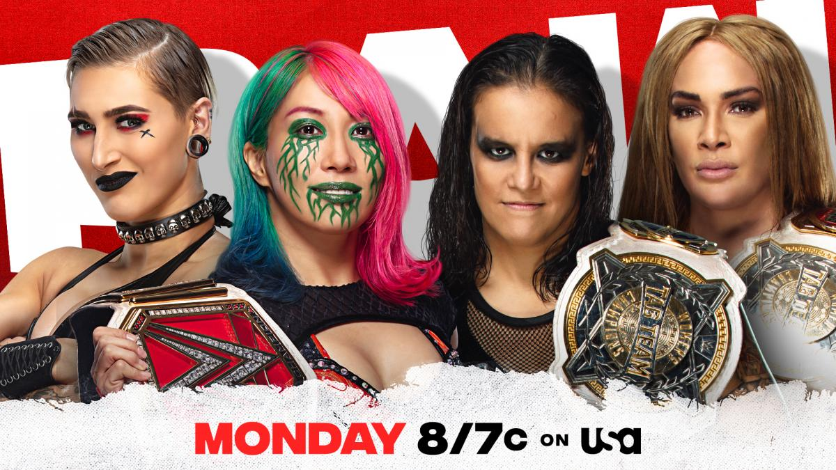 WWE RAW Preview For Tonight: Go-Home Episode For WrestleMania 37