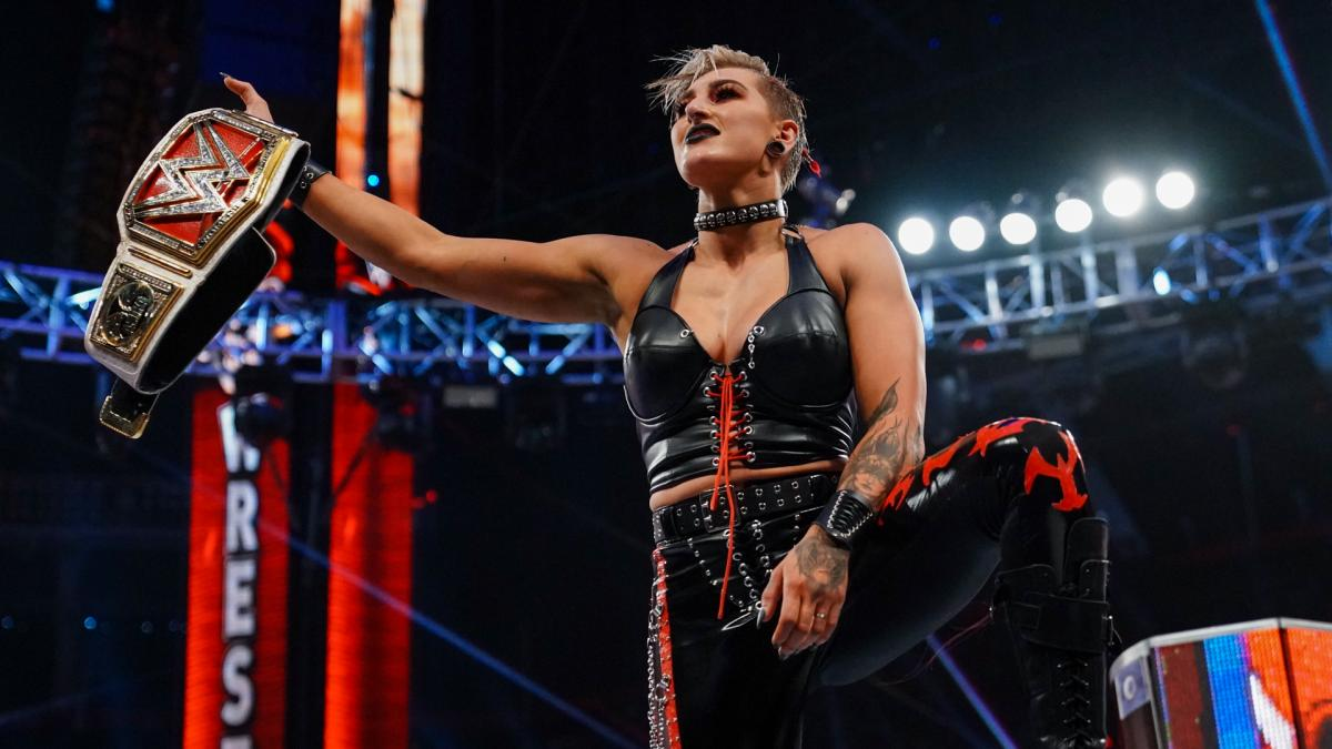 Hell In A Cell 2021: Spoiler On WWE Raw Women's Title Match 80