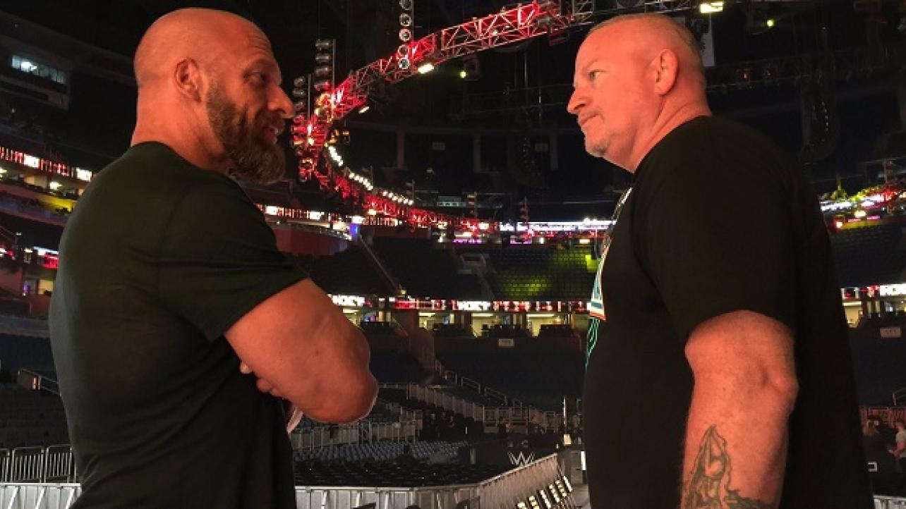 """Triple H Provides Health And Status Update On """"Road Dogg"""" Brian James"""