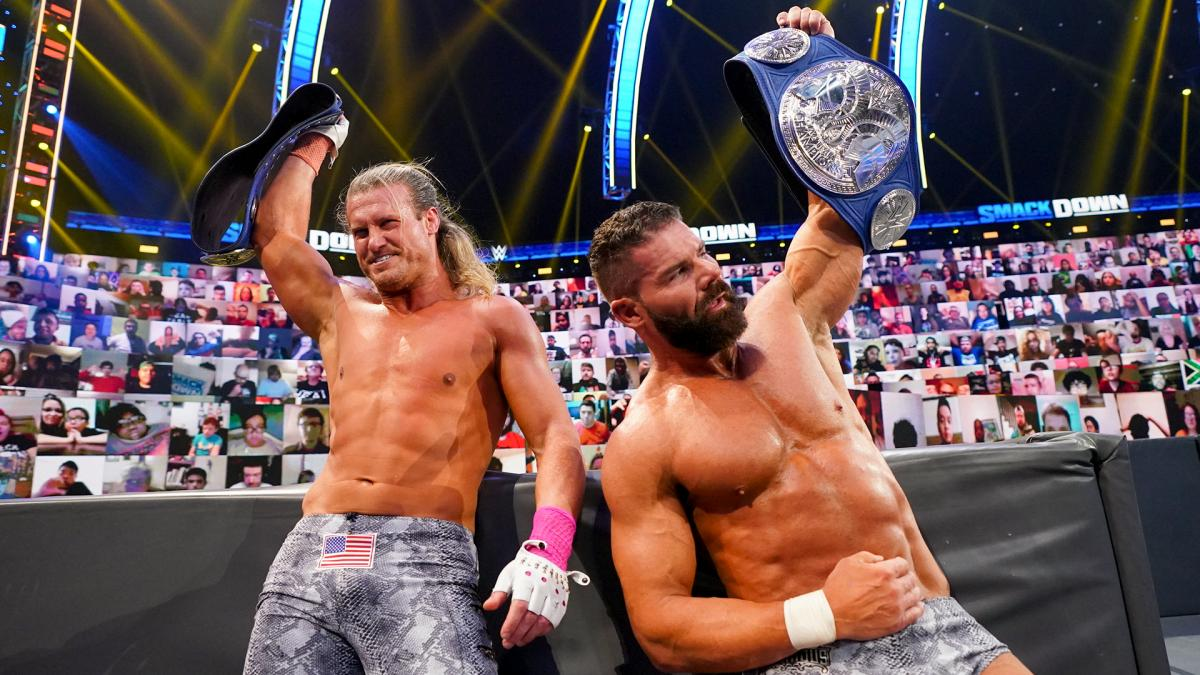 Six-Person Match Revealed For Tonight's WWE SmackDown