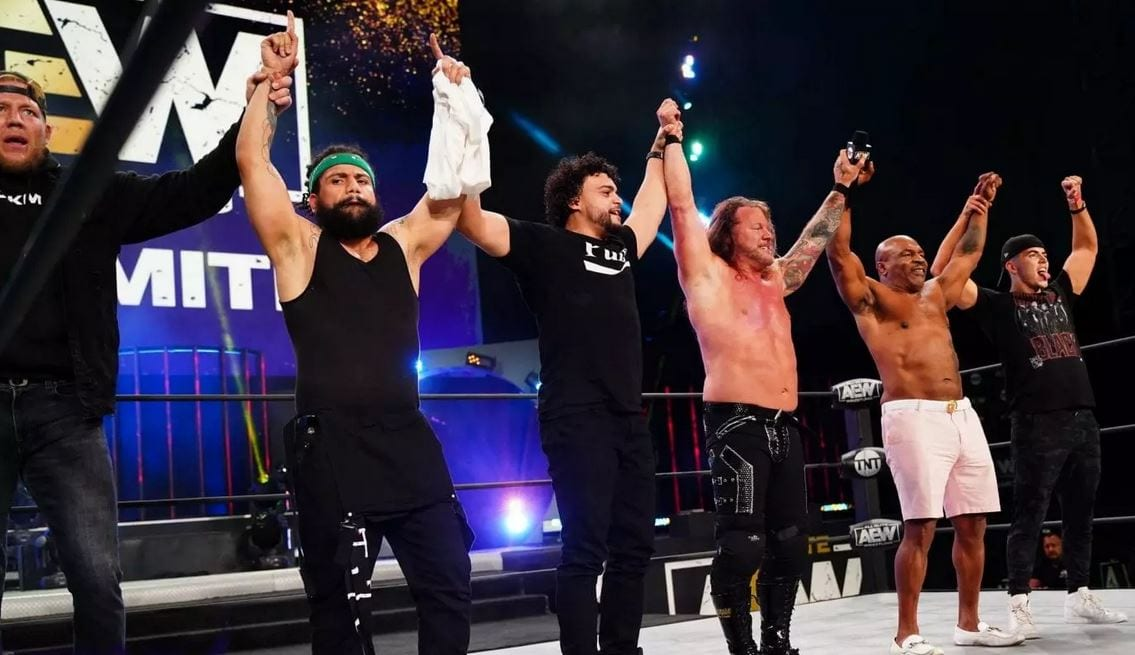 AEW Dynamite Draws Largest Audience Since Debut