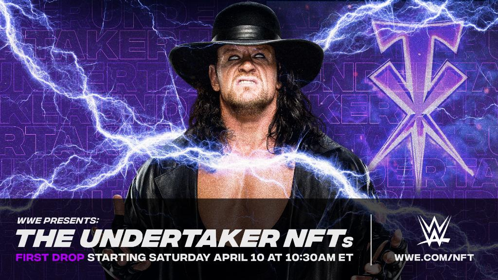 WWE Announces First-Ever NFTs With The Undertaker